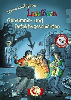 Leselöwen - Das Original: Meine kniffligsten Leselöwen-Geheimnis- und Detektivgeschichten: Jubiläumsausgabe mit Hörbuch-CD von Marliese Arold http://www.amazon.de/dp/3785581017/ref=cm_sw_r_pi_dp_SujVwb1MT617M