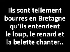 They are so much filled in Bretagne, where they hear the wolf, the fox and the weasel to sing ! Some Quotes, Words Quotes, Rage, Quote Citation, French Quotes, Some Words, Funny Posts, Sentences, Quotations