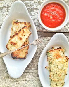 Paleo Breaded Zucchini. (Gluten/Grain/Egg/Dairy Free)