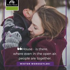 Baltic Wood quotes about home