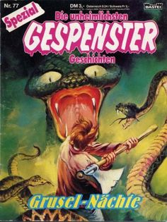 Gespenster Geschichten Spezial #77 - Grusel-Nachte
