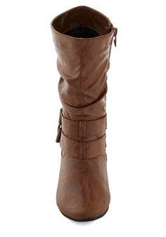 BYO Banjo Boot, #ModCloth