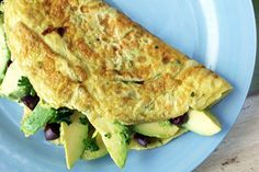 Avocado and eggs should be two of your staple foods on the Candida diet. This easy recipe uses both to create a delicious omelet for your breakfast.