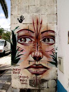 Street Art, Graffiti: Gran Canaria