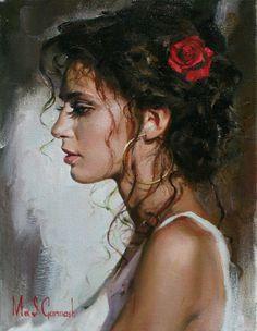 """""""Jenny"""" by Michael Garmash"""