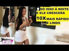 COMO GANHEI + BUMBUM + PERNAS + MASSA MAGRA + MÚSCULOS EM 10 DIAS!POTENTE E BARATO. - YouTube