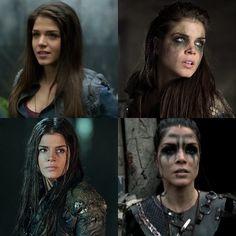 Evolution of Octavia Blake