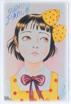 日本のマンガ家で誰が一番好きかと云うと。やはり丸尾末広の名を挙げるしかない。奇才。丸尾末広。いや好きと云うより、アーティストとして物凄く尊敬している。良い子は絶対に見ちゃイケナイ。見ると高い確率で後悔する。間違っても子供には薦められない。あ