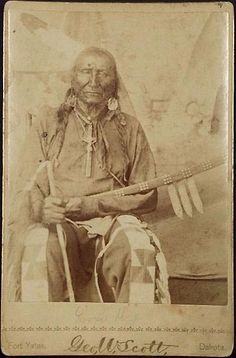 Long Dog - Hunkpapa / Sioux (Lakota)