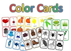 Emergent Color Readers 40 page FREEBIE printables Super cute, but doesn't… Toddler Learning, Preschool Learning, Early Learning, In Kindergarten, Movement Preschool, Color Activities, Toddler Activities, Preschool Activities, Preschool Colors