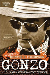 Gonzo: The Life of Hunter S. Thompson  LOVED this biography.