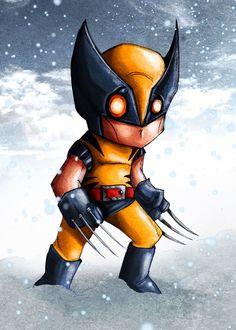 Wolverine sketch #wolverine