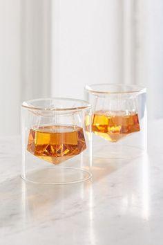 Gem Shot Glass - Set Of 2