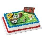 How to make Green Bay Packers cakes and cupcakes