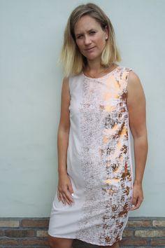 Ivy dress in Lotte Martens fabric La Maison Victor
