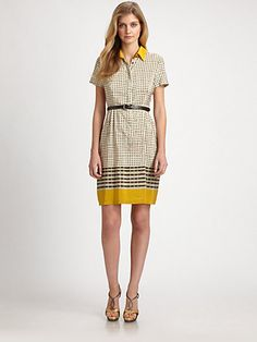 5491f365cf Weekend Max Mara - Silk Cotton Boario Dress