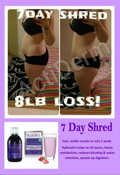 YET ANOTHER fabulous weight loss from the 7 day shred!!! https://www.actiderm.co.uk/me/melanie-brook/acti-addict-offers/