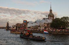 Dockyard V Rotterdam vlootschouw 2012