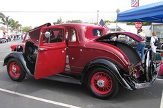 1933 Plymouth Business Coupe---Img_0882 by Lance & Cromwell, via Flickr