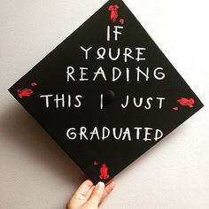 50 graduation caps that made honors in creativity