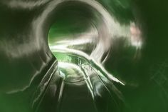 tunnel Waves, Abstract, Artwork, Photography, Outdoor, Summary, Outdoors, Work Of Art, Photograph