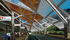 Image result for vernacular architecture airport