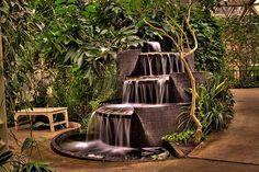 Butterfly Conservatory at Calloway Gardens GA by MALALINA43, via Flickr