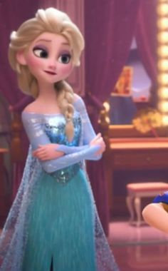 Alright she looks amazing in Disney Princess Pictures, Disney Princess Frozen, Frozen And Tangled, Elsa Frozen, Frozen Stuff, Disney Nerd, Arte Disney, Disney Girls, Disney And More