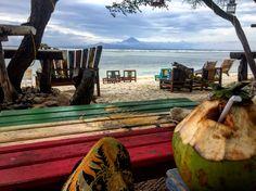 Amazing location on Gili Trawangan☀️ Serene Sunset Club