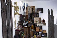 Cabinet de curiosités de Lahcène A.