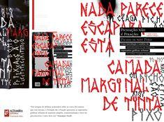 Selección CLAP: Altamira Editorial (Brasil) Editorial, Movie Posters, Layering, Brazil, Colors, Door Prizes, Film Poster, Popcorn Posters, Film Posters