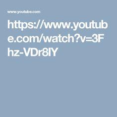 https://www.youtube.com/watch?v=3Fhz-VDr8IY