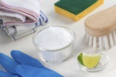 How to Clean With Baking Soda | Clean pans with burnt on food, carpet stains.