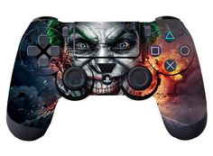 2014 Horrible Joker Skin for PS4 Controller Playstation 4 Sticker Cover Gift New #UnbrandedGeneric #HorribleJoker
