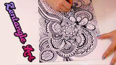 ¿Conocías esta técnica de pintura? Su objetivo es la relajación. ¡Anímate a probarla!