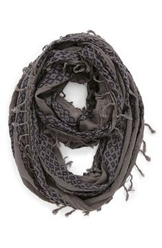 BP. Knit Infinity Scarf (Juniors) available at #Nordstrom. perfect to warm the neck, but cool enough for sunny days.