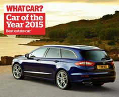 The All-New Ford Mondeo Estate 1.6 TDCi 120 Econetic Zetec was named Best Estate Car at the What Car? Car of the Year Awards 2015.  #Mondeo