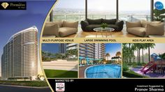Your personal retreat at F-PREMIERE. Investment starts at 60 Lacs. Call at 9250401940 for more information. Outdoor Sofa, Outdoor Furniture Sets, Outdoor Decor, Kids Play Area, Fashion Tv, Kids Playing, Swimming Pools, Investing, Real Estate