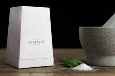 Svartsjö packaging by Josefine Johansson & Kinna Andersson & Viktor…