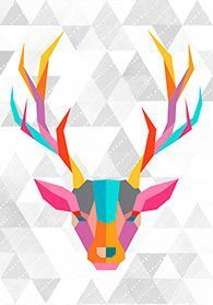 Poster Cervo