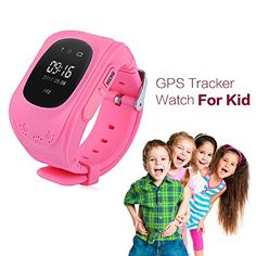 Hello Brand… (Updated Version) gps tracker for kids Gift q50 smart watch with GPS & GSM System with functions of kids Safety, SOS calls, Pedometer,Alarms Anti-lost for Android iOS   Best Of Kids Zone