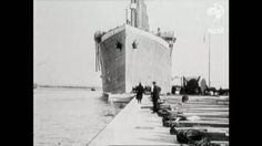 Rare Titanic footage. 1912. Click to play.