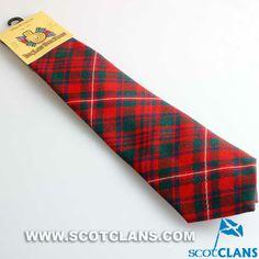 Clan Mackinnon Red M