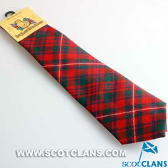 Clan Mackinnon Red M