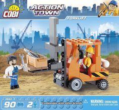 Wózek widłowy | Forklift