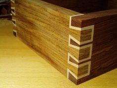 AWESOME dovetailing...now learn how to dovetail...