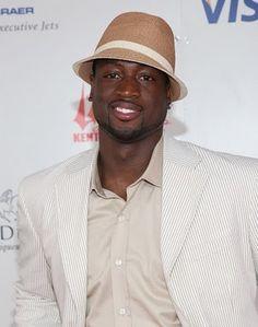 My Man! Dwyane Wade. Miami Heat superstar.