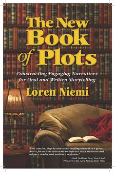 Buy The New Book of Plots: Constructing Engaging Narratives for Oral and Written Storytelling by Loren Niemi and Read this Book on Kobo's Free Apps. Discover Kobo's Vast Collection of Ebooks and Audiobooks Today - Over 4 Million Titles! Storytelling Books, Story Drawing, Story Structure, Story Writer, Teaching Writing, S Stories, Thought Provoking, New Books, Audiobooks