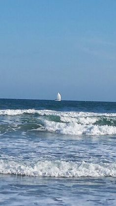 Come sail away with me...