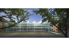 Townsend + Associates Architects: PRC Embassy Pool Enclosure